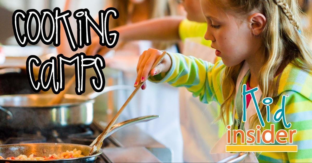 Cooking Camps for Kids in Skagit County, WA