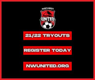 NW United FC 2021 Tryouts